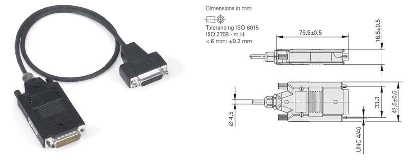 Câble et chéma de câblage HeidenhainEIB 392 :