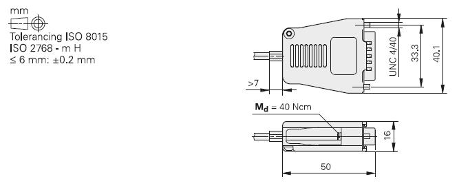 cable IBV 3171 - 3271 - schéma