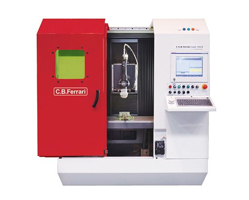 Machine Laser 1100 CB FERRARI web