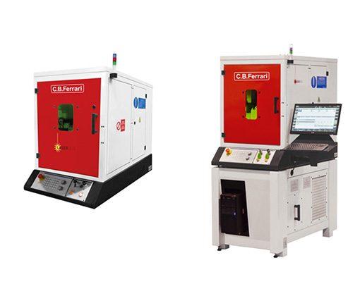 Machine Laser 513 CB FERRARI web