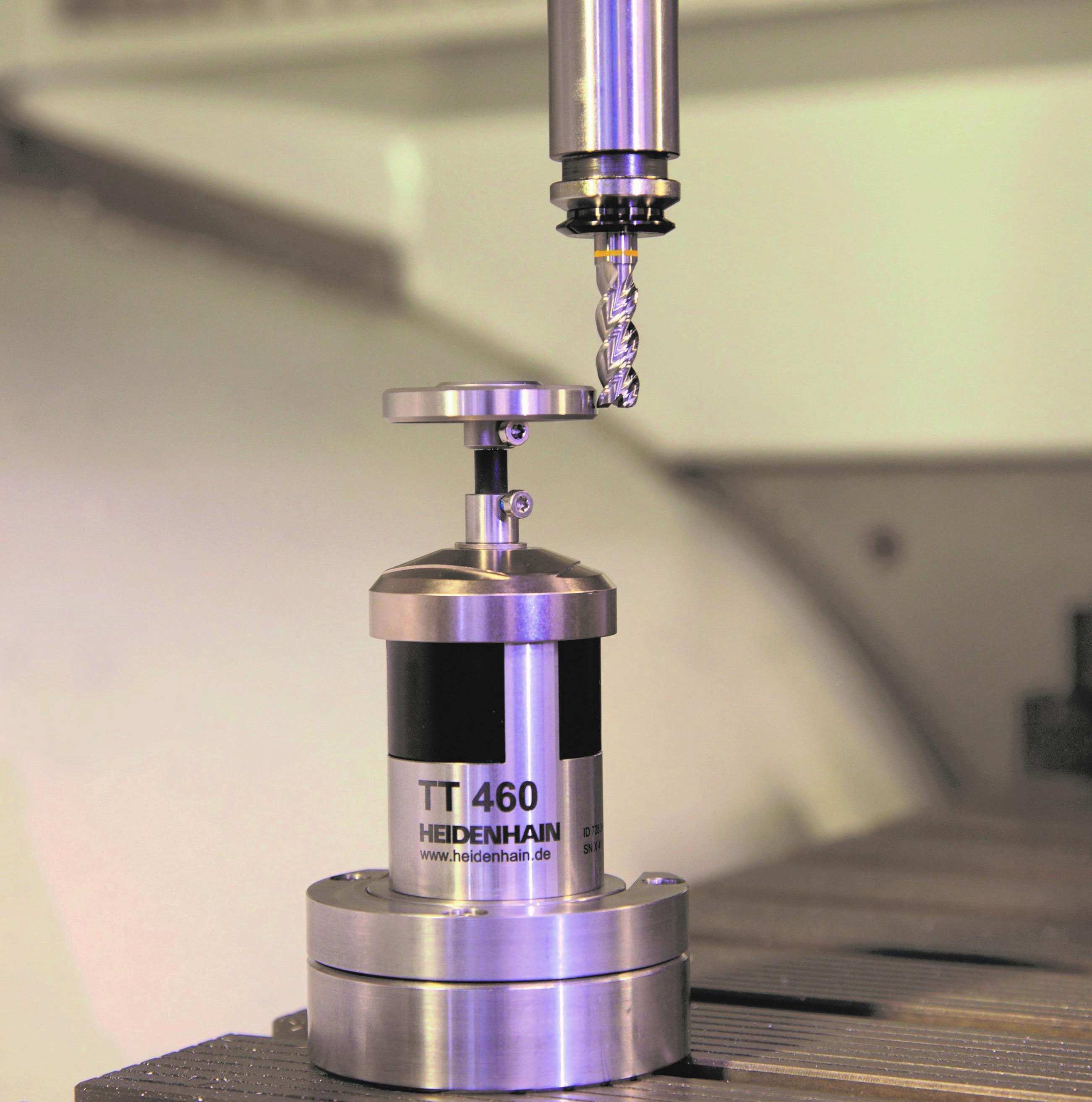 Palpeur outils TT460 HEIDENHAIN