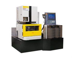 Machine electroerosion a fil ROBOCUT 400CIB FANUC