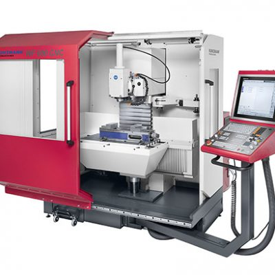 Fraiseuse à commande numérique WF 600 CNC Kunzmann_RATMO