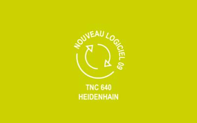 Amélioration des fonctions d'usinage de la TNC 640 Heidenhain